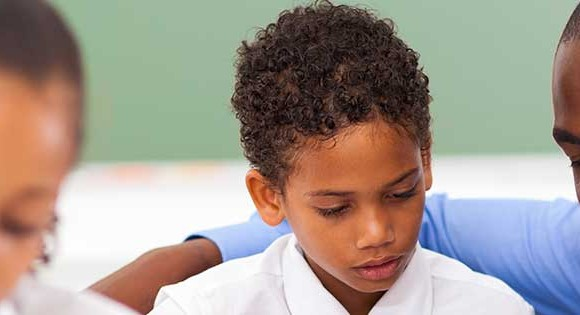 How can we combat stress in education?