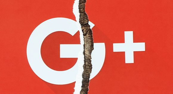 A Moment's Pause: RIP Google+